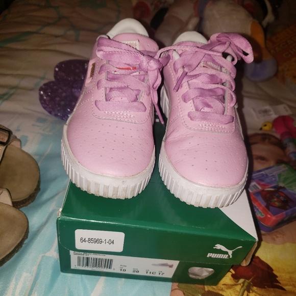 Puma Shoes | Puma Cali Girls Sneakers